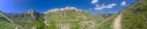 Italy Puglia Basilicata Matera Gravina hiking sassi RenderHome2