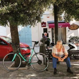 Italy Puglia Basilicata Lecce Matera Bicycle events locals Miglionico