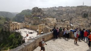 Italy Puglia Basilicata Lecce Matera Sassi walking tour guide movie set IMG-20190425-WA0009