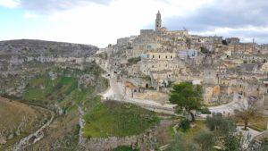 Matera Puglia Italy tour landscape view sassi