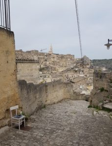 Puglia Italy tour landscape Matera walking tour