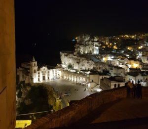 Puglia Italy tour landscape matera night walking tour