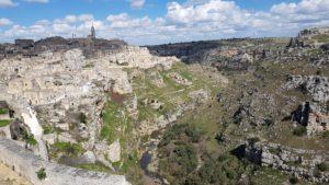 Puglia Italy tour landscape matera sassi view