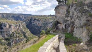 Puglia Italy tour landscape matera view canyon