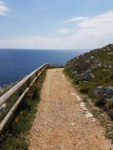 Puglia Italy tour landscape seascape Otranto Palacia