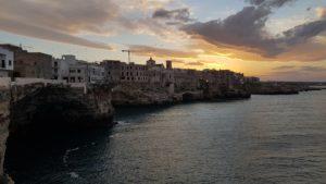 Puglia Italy tour landscape seascape polignano
