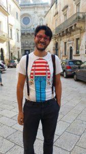 Paolo Puglia Italy guided tours Where's Waldo Wally Santa Croce