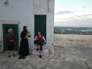 Puglia Italy guided tours Folk music Ostuni