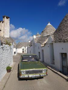 Puglia Italy tour landscape Alberobello transfer