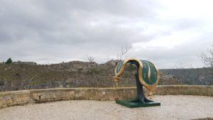Puglia Italy tour landscape Matera 2019 Dalí
