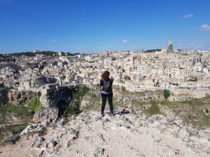 Puglia Italy tour landscape Matera Belvedere hiking