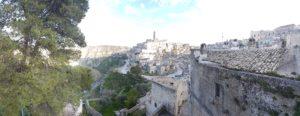 Puglia Italy tour landscape Matera view