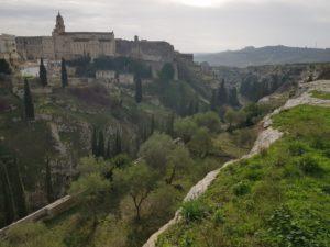 Puglia Italy tour landscape gravina canyon