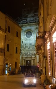 Puglia Italy tour landscape lecce santa croce holy cross