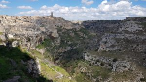 Puglia Italy tour landscape matera sassi view 3