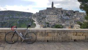 Puglia Italy tour landscape matera view cycling tour 2
