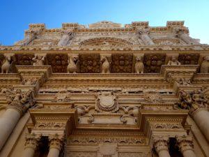 Puglia Italy tour landscape santa croce baroque walking lecce